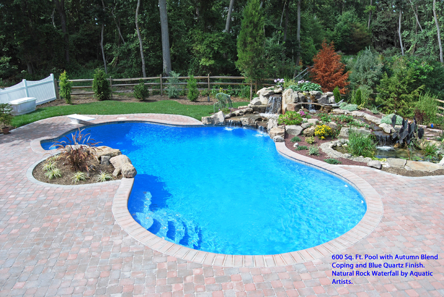 Turn Your Backyard Into Your Private Pool & Spa Vacation Spot ...