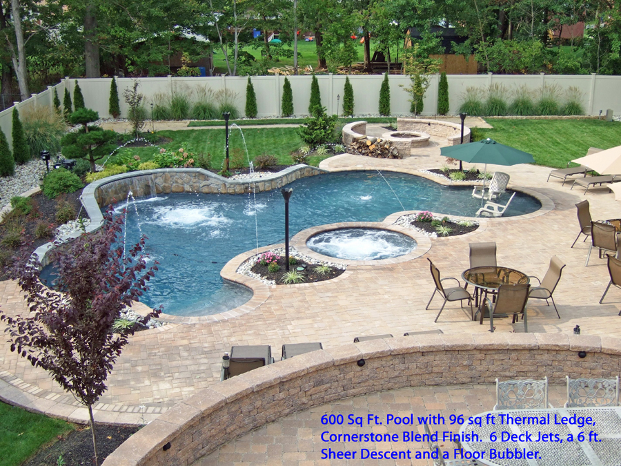 Personal involvement in your backyard swimming pool project - Northfield swimming pool timetable ...