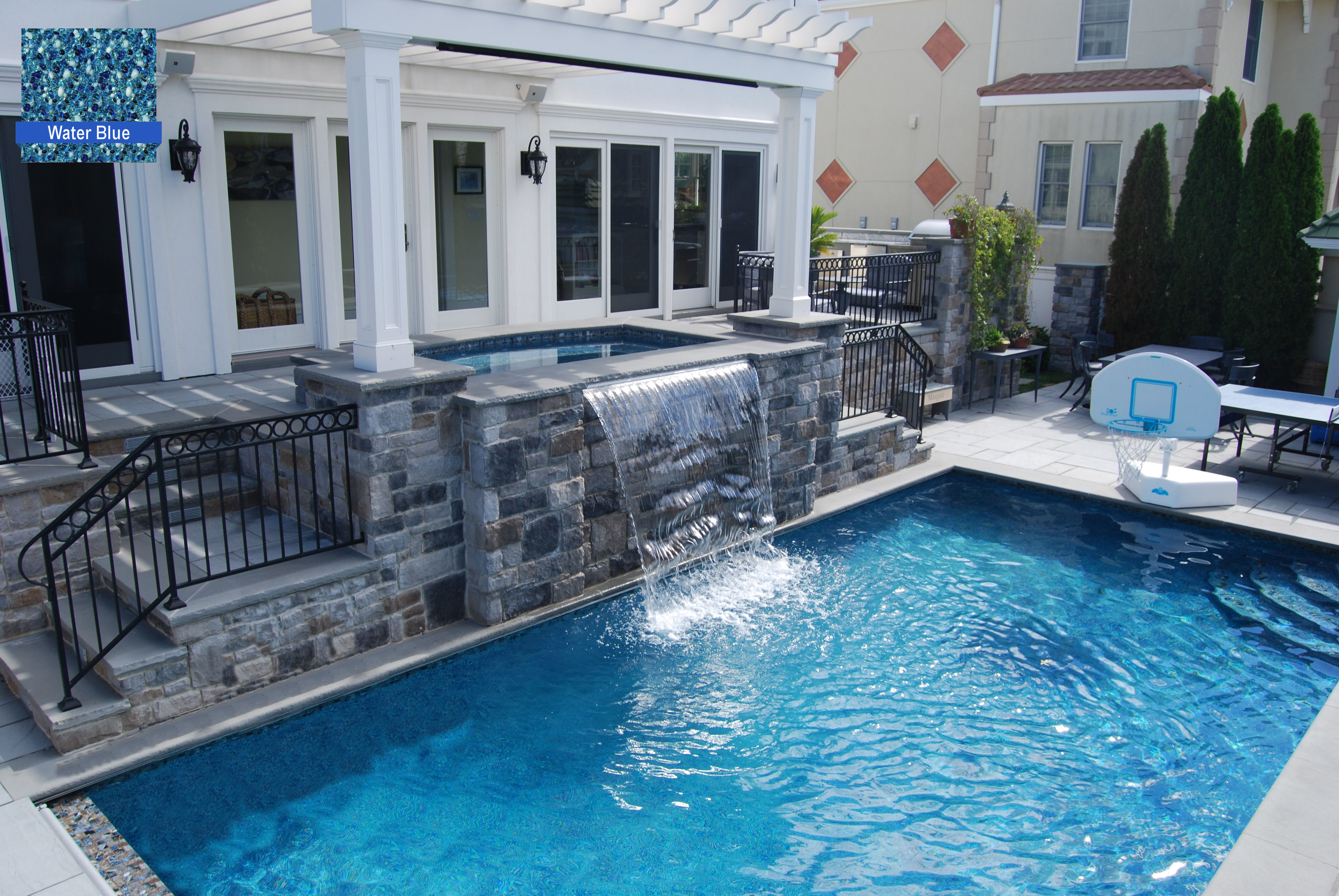 Beadcrete Pool Finishes Swim Mor Pools And Spas