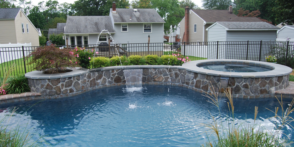 Raised Wall Pools Swim Mor Pools And Spas