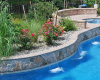 Raised Wall Pool Design