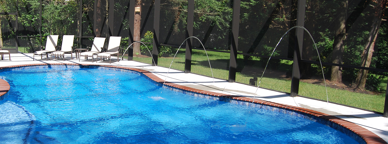 Pool Water Features & Accessories
