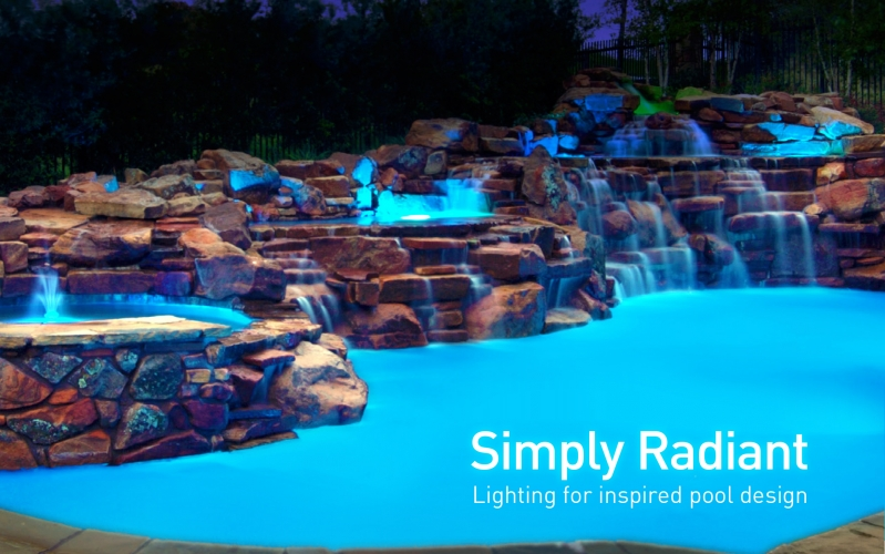 Beginning This Year, Swimmor Will Offer A New Energy Efficient Low Voltage  Color LED Lighting System For All Custom In Ground Gunite Swimming Pools.