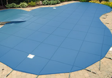 Meyco Pool Cover Opening Package