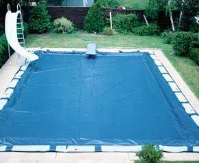 Disposable Pool Cover Opening Package